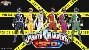 Power Rangers Space Patrol Delta WP by jm511