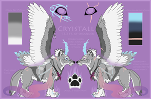 Cryistall Reference by GlacialEmpress