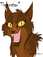 Tigerstar: Insane with Power by BlueBlueKitten