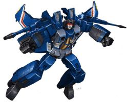 MP Thundercracker by Dan-the-artguy
