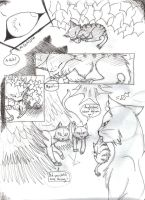 TWF Page Sketch 3 by x-EBee-x