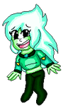 Pixel Art ~ Aquamarine by SonicFazbear15