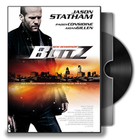 Blitz DVD Folder Icon by Omegas82128