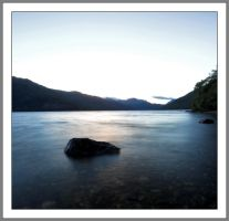 Sunrise Lomond by DL-Photography