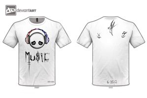Musically Inspired Design - Music/Life by J-J-Junio