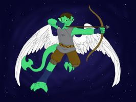 Orion - MGC contest entry by nesilverwing