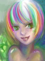 Colorful Dreaming by PowderedVinegar