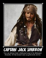 Captain Jack Sparrow by SpryteMage