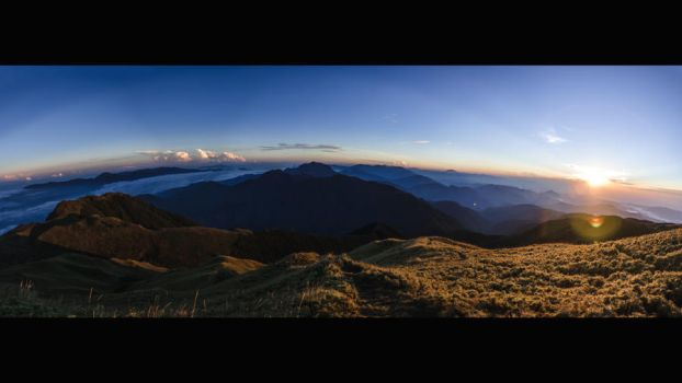 Mt. Pulag by alpreddd