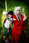 Inu Yasha - Ready When You Are by aco-rea