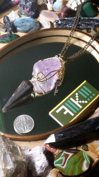 'Enchantress' Necklace by K4TG4R
