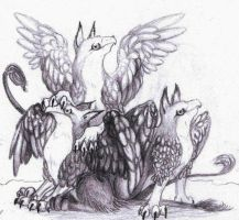 griffins by firefox619