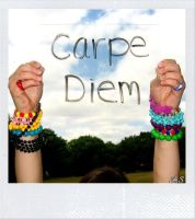 .Carpe Diem. by iishygirly