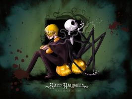 halloweenies by vicber
