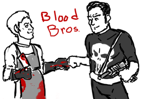 Brothers in Blood by anoneemoose