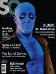 Dr Manhattan SQ Tribute by Paindancer