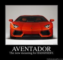 Aventador MOTIVATIONAL pic by Roddy1990