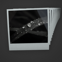 Polaroid Photo for Cinema 4D by NYClaudioTesta