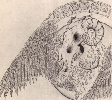 Tribal Decomposition by alicecooperfan13