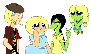 The Snubbles Family by PurfectPrincessGirl
