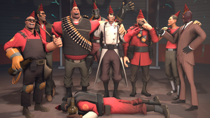 Happy Birthday Team Fortress! by Moogly96