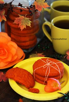Pumpkin Spice Cookies by theresahelmer