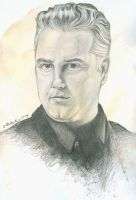 William Petersen by tavington