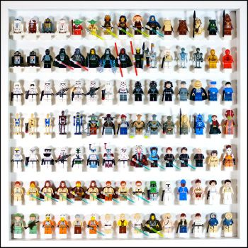 Lego SW minifigs collection (No.3)... by Artamir78