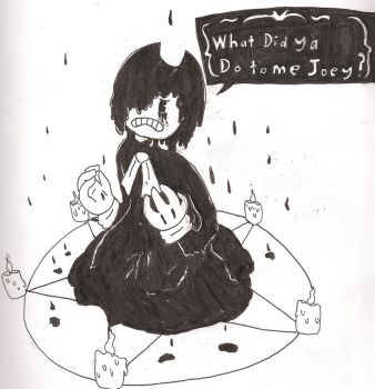 Bendy and the Ink Machine: What did you do? by nyacat39