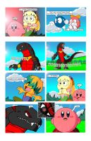 Kirby - WoA Page 31 by KingAsylus91