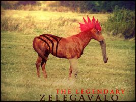 The Legendary Zelegavalo by justsepH