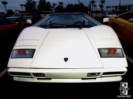 Head On Countach by Swanee3