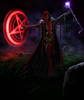 The necromancer by Tragacanth