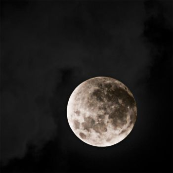 Supermoon by rioism