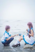 Nagi no Asukara - Fish by Hii-Bee