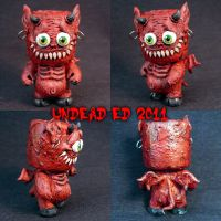 Munny Style Darren The Devil by Undead-Art