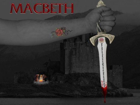 Macbeth Project for ELA Lit. by Pyro2007