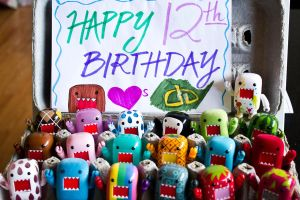 Happy Birthday dA!! by PiliBilli