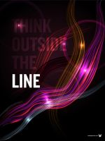 Think Outside the Line by slizzie