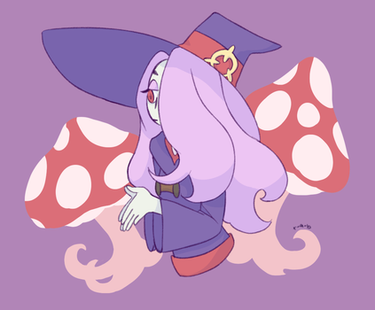 Exasperated Sucy by Thoughts-and-Bubbles