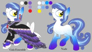 Earth Pony Auction #1 [CLOSED] by AlicornParty