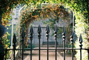 Gates to the Garden by VictorianKiss