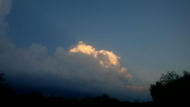 Clouds before Storm II by Spiniosa