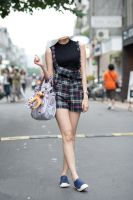 Headless street fashion girl 2 by kouiichi1234