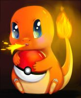 In Soviet Russia Charmander Catches You by DreamersRain