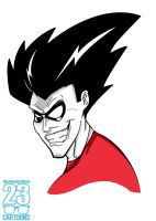Freakazoid! by rgcartoons