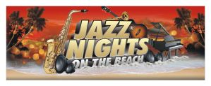 banner jazz night by ignra