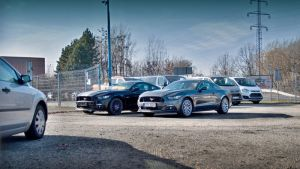 Mustang GT by smudlinka66