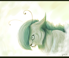 .:B-day gift:. from high above by LuneTheTiger