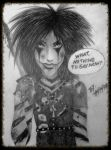 Jinxx the Ripper by AllyRyde